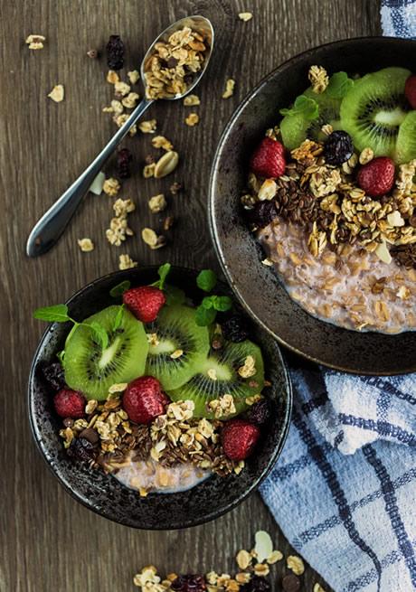 Gesunde Ernährung in und nach der Schwangerschaft